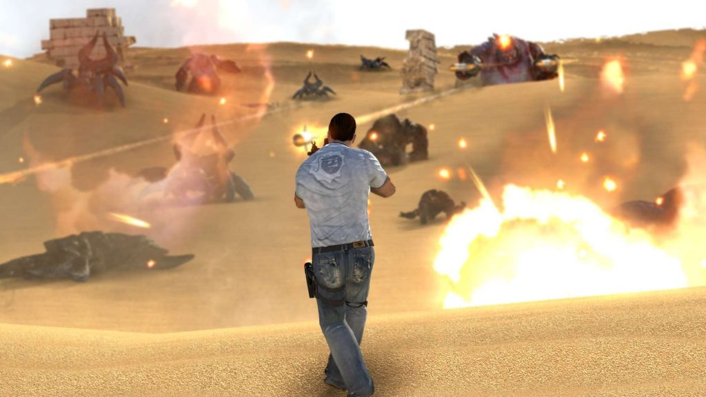SeriousSamCollection 4 1024x576 - Recensione Serious Sam Collection