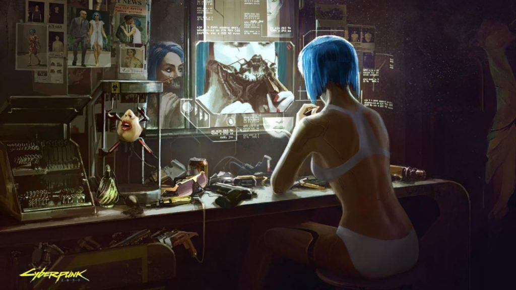 cyberpunk 2077 mod sblocca editor evoluto capelli viso v3 489033 1280x720 1 1024x576 - Recensione Cyberpunk 2077