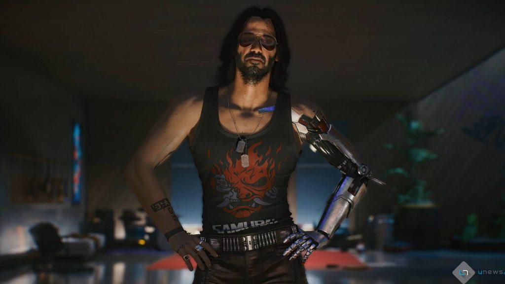 keanu reeves as johnny silverhand cyberpunk 2077 9t 1024x576 - Cyberpunk 2077 Guida: I migliori Cyberware