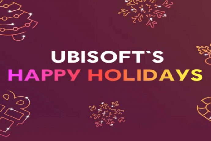 Ubisoft's Happy holidays