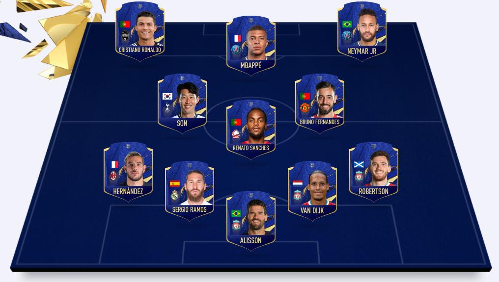 TOTY 1 - FIFA 21 – Guida: FUT Ultimate Team, la nostra previsione sui TOTY