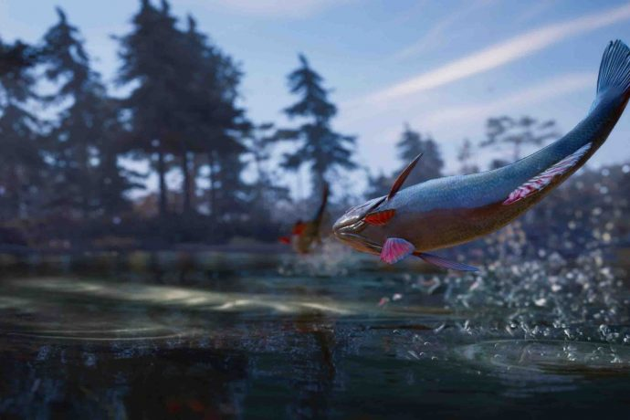 Assassin's Creed Valhalla pesci