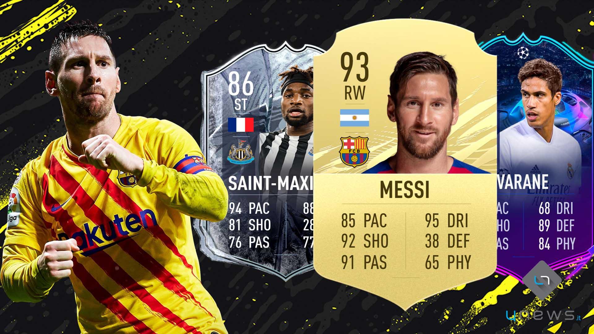 FIFA 21 FUT Ultimate Team Squadra Ibrida La Liga - Premier League