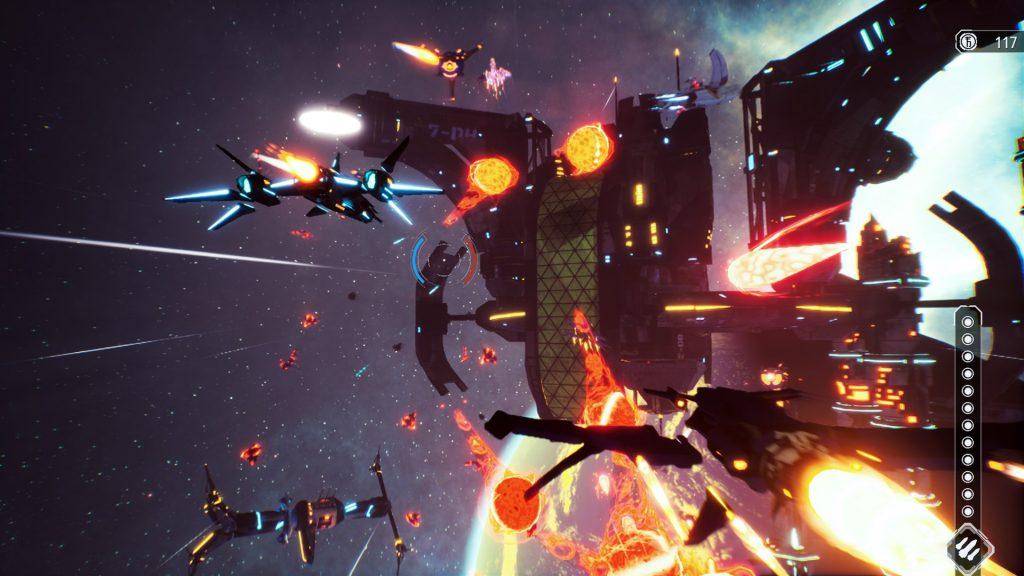 redout space assault