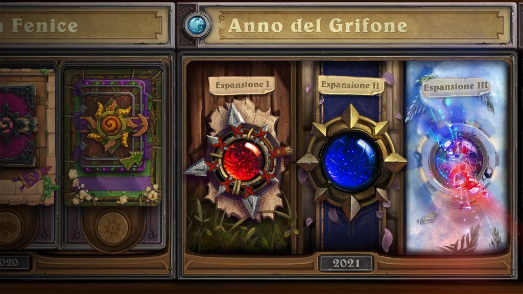 Anno del Grifone