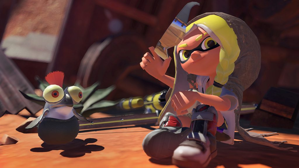 Nintendo Direct - Splatoon