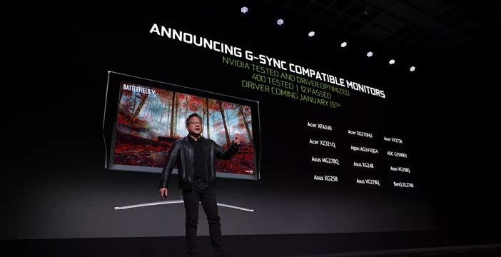 Nvidia Gsync Compatibile