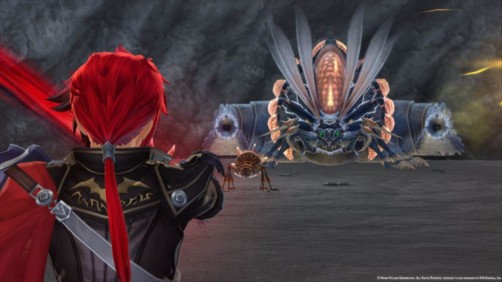 YS IX: Monstrum Nox Boss-Battle