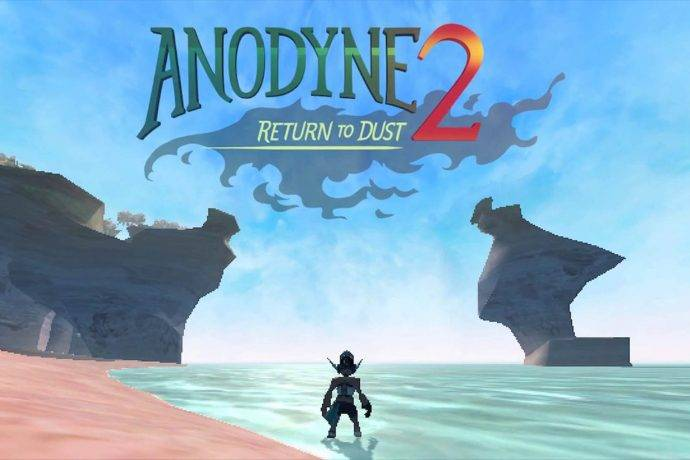 Anodyne 2: Return to Dust Cover