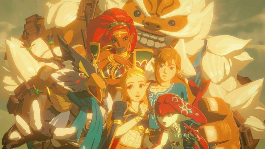 The Legend of Zelda razze