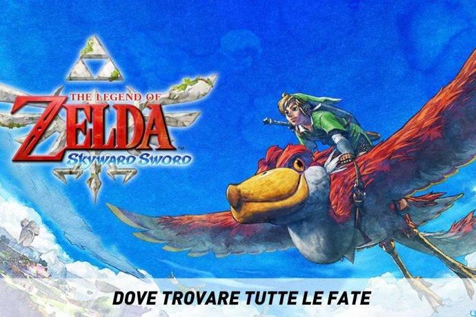 The Legend of Zelda Skyward Sword Fate