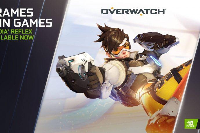 Nvidia Reflex Overwatch