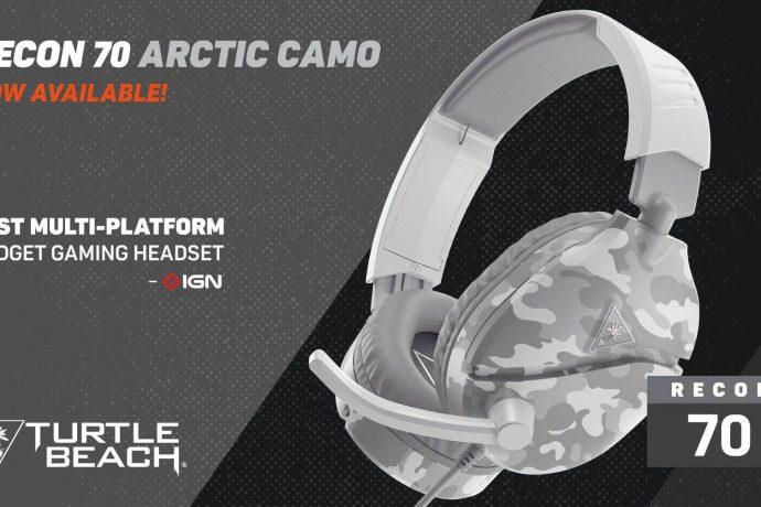 Recon 70 Arctic Camo