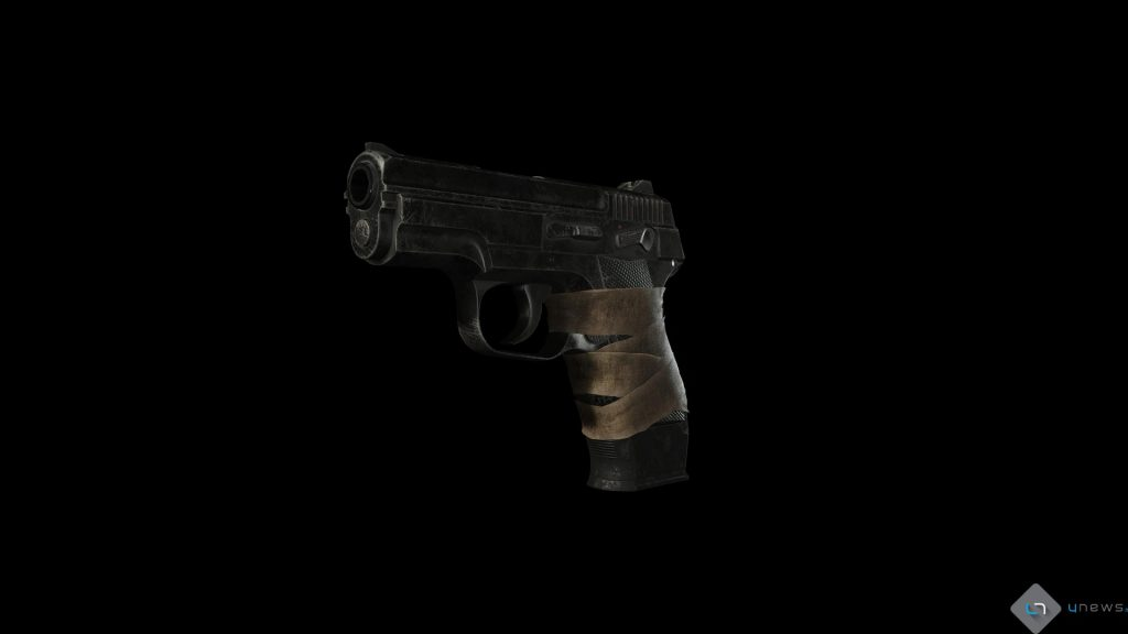 Resident Evil Village armi