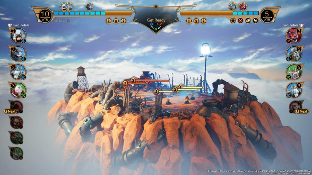 Final Fantasy VII Remake: Episode INTERmission Forte Condor