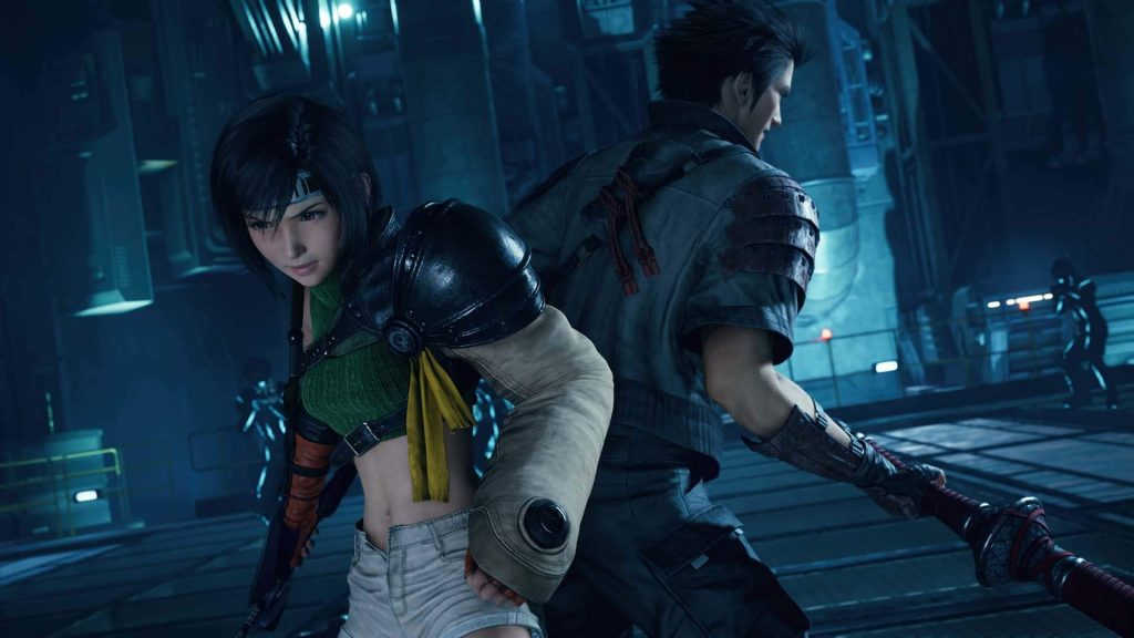 Final Fantasy VII Remake: Episode INTERmission Yuffie Sonon