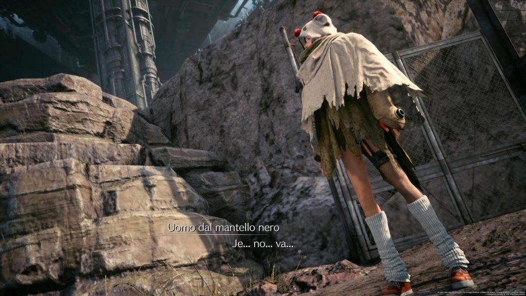 Final Fantasy VII Remake: Episode INTERmission 13