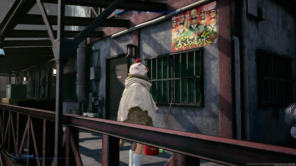 Final Fantasy VII Remake: Episode INTERmission Volantini