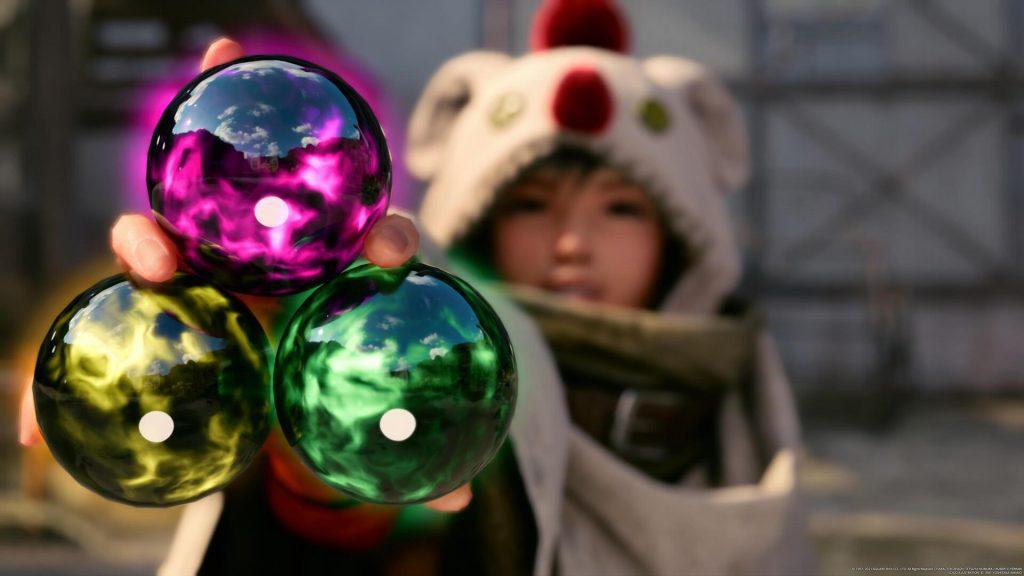 Final Fantasy VII Remake: Episode INTERmission Yuffie Materia