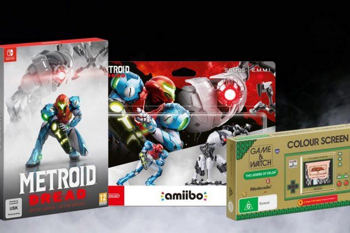 Amiibo + Metroid Dread