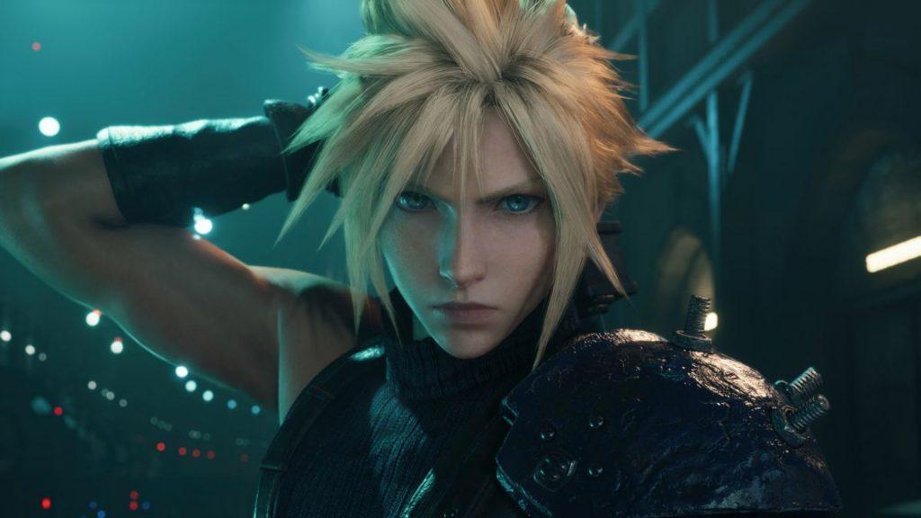 Final Fantasy VII Remake Intergrade - Intermission