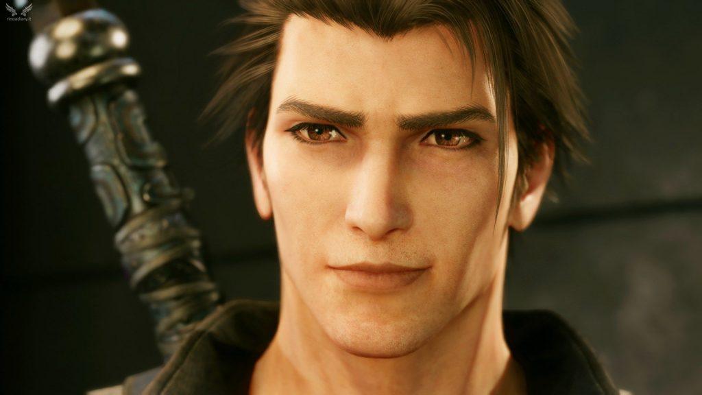 Final Fantasy VII Remake: Episode INTERmission Sonon