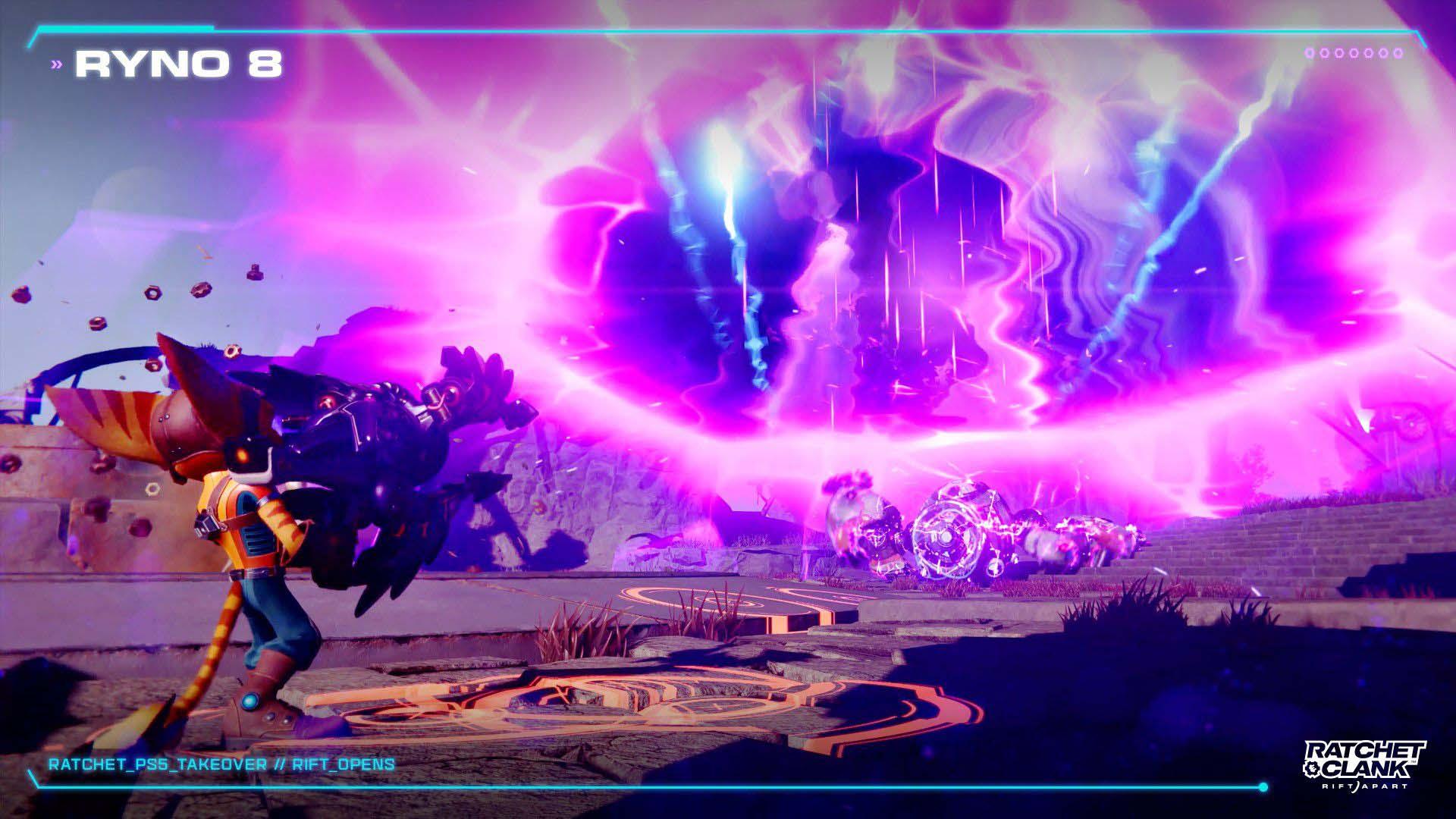 Ratchet & Clank: Rift Apart RYNO 8