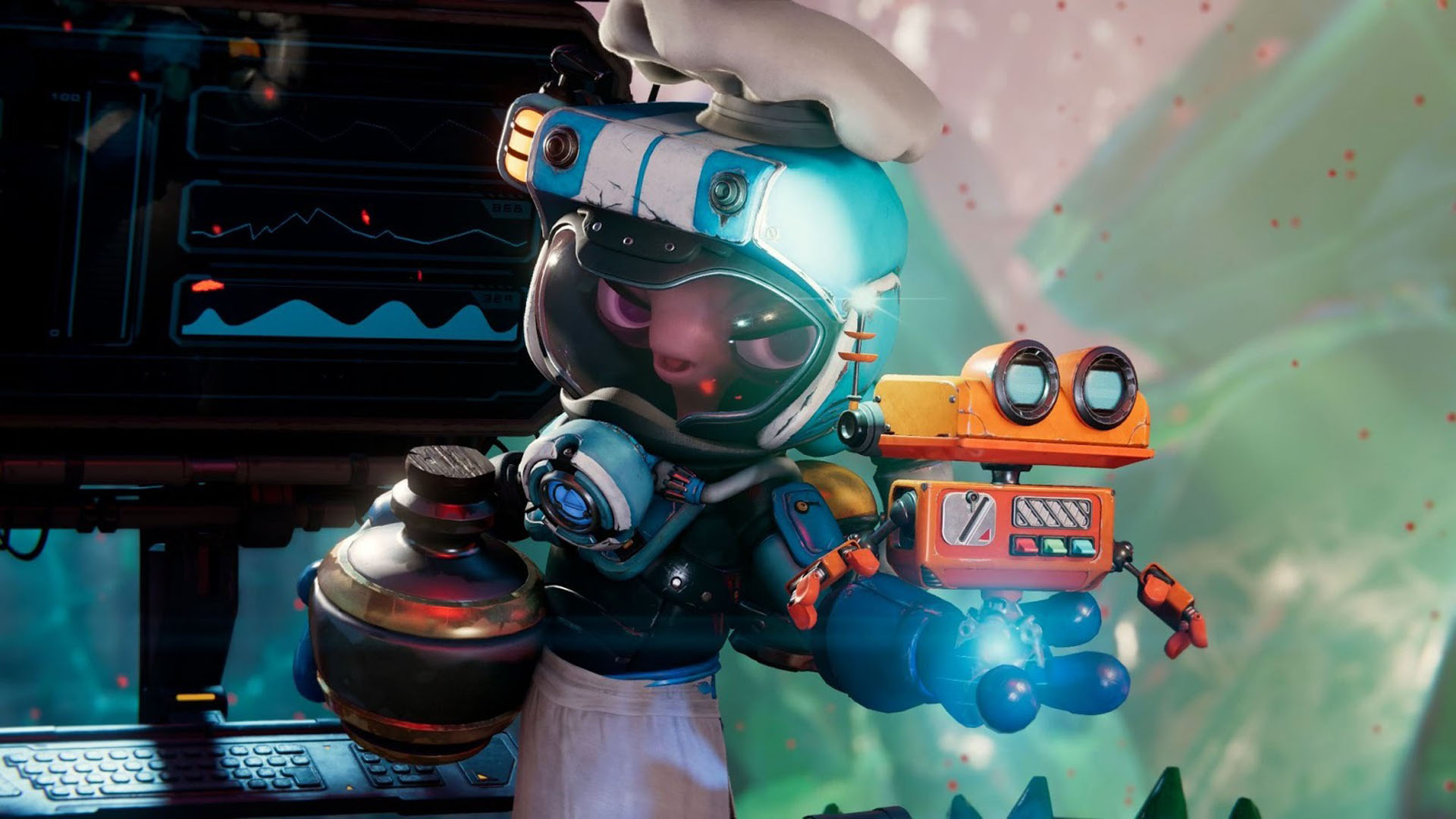Ratchet & Clank: Spiabot Guida