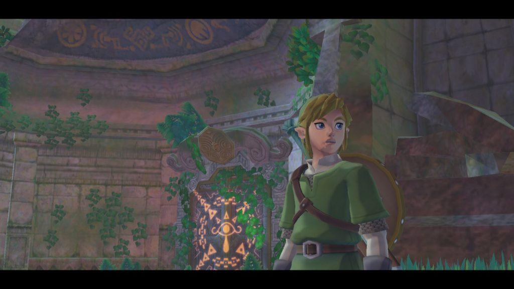 The Legend of Zelda: Skyward Sword HD - Storia