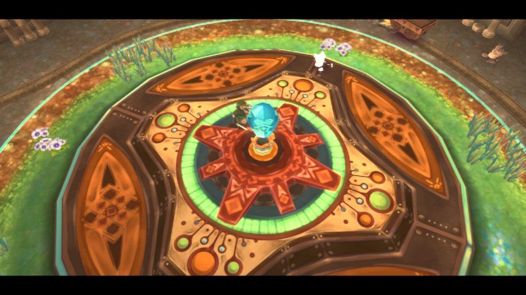 The Legend of Zelda: Skyward Sword HD - Level Design