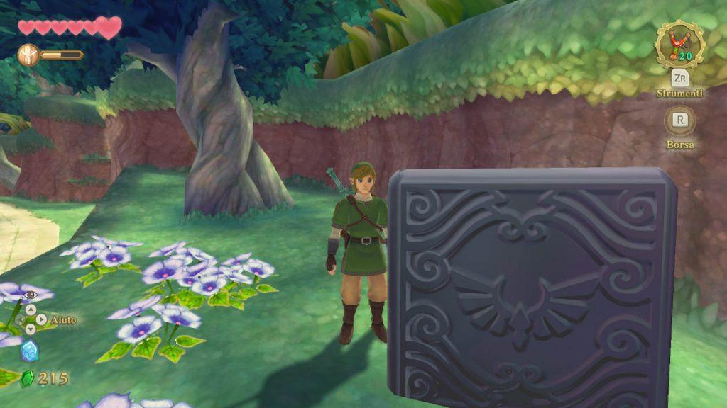 The Legend of Zelda: Skyward Sword - Esaedri Dea