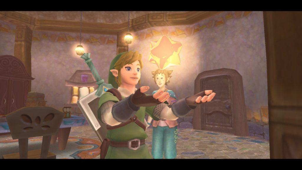 The Legend of Zelda: Skyward Sword - Missioni Secondarie