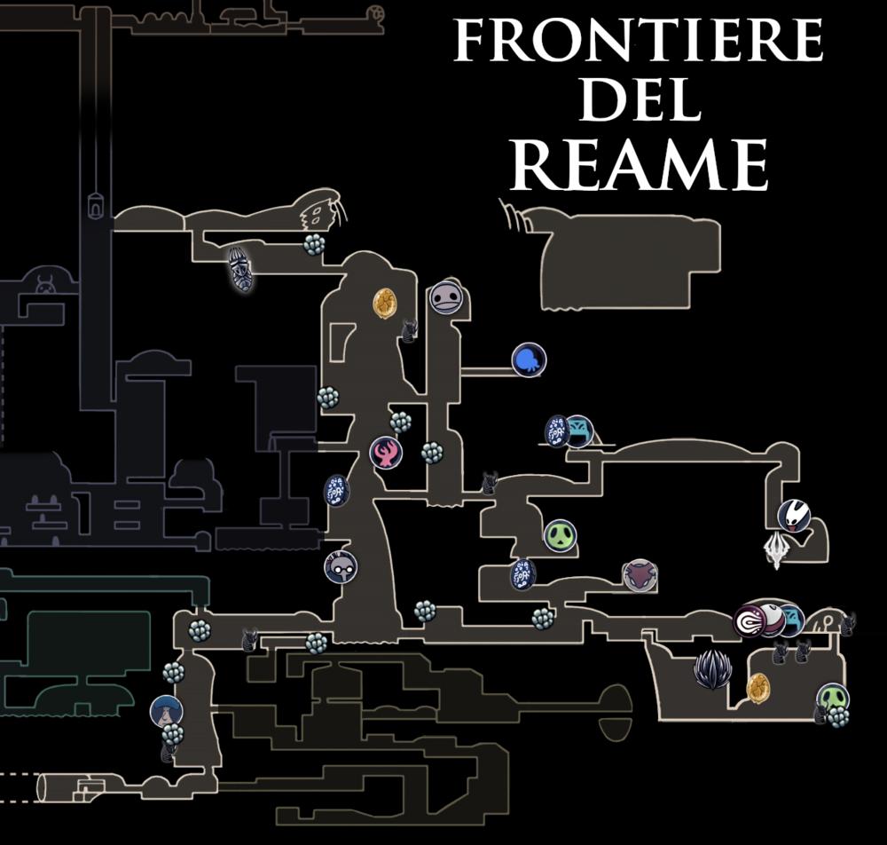 Le Frontiere del Reame