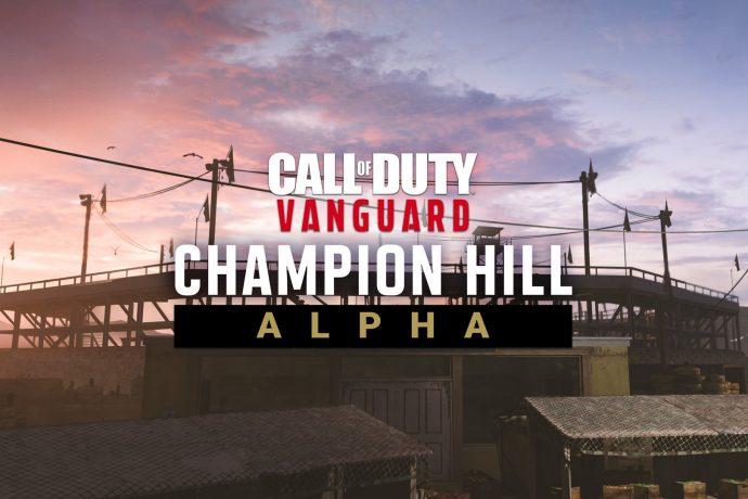 Call of Duty: Vanguard, Champion Hill
