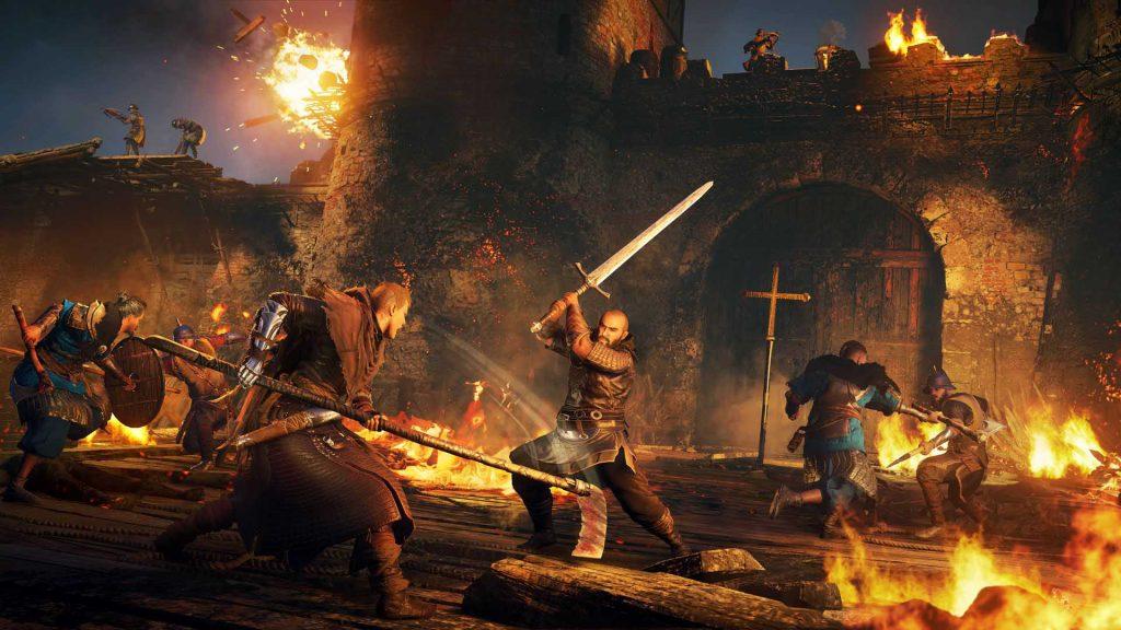 Assassin's Creed Valhalla - L'Assedio di Parigi