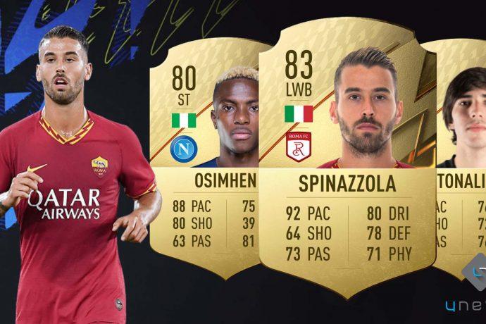 FIFA 22 – FUT Ultimate Team giocatori buggati Serie A