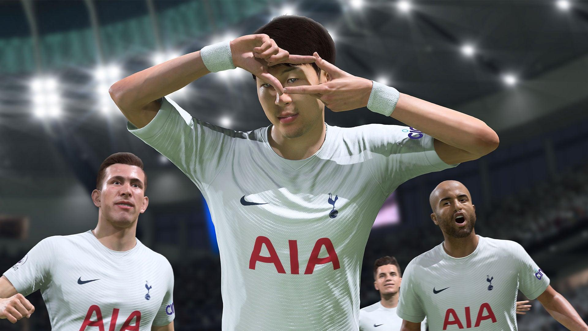 FIFA 22 Walkout