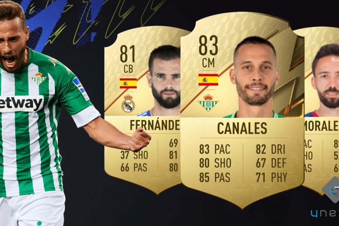 FIFA 22 - FUT Ultimate Team La Liga economica